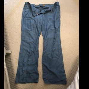 Anthropologie Soft Jeans